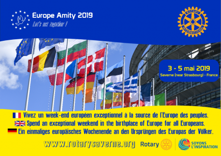 Europe Amity 2019